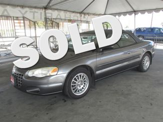 2005 Chrysler Sebring Touring Gardena, California