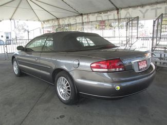 2005 Chrysler Sebring Touring Gardena, California 1