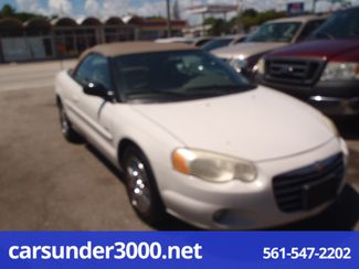 2005 Chrysler Sebring Touring Lake Worth , Florida
