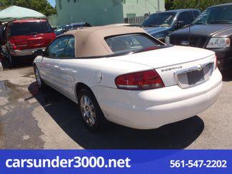 2005 Chrysler Sebring Touring Lake Worth , Florida 2