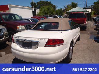 2005 Chrysler Sebring Touring Lake Worth , Florida 3