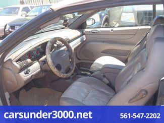 2005 Chrysler Sebring Touring Lake Worth , Florida 4