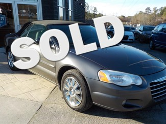 2005 Chrysler Sebring Limited Raleigh, NC
