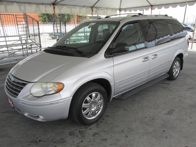 2005 Chrysler Town  Country Limited This particular Vehicle comes with 3rd Row Seat Please call