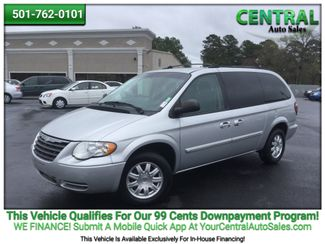 2005 Chrysler Town & Country Touring | Hot Springs, AR | Central Auto Sales in Hot Springs AR