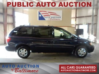 2005 Chrysler Town & Country in JOPPA MD