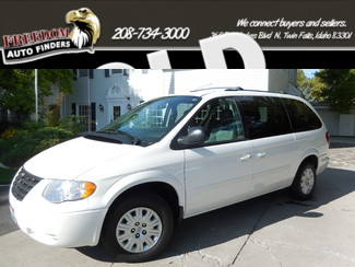 2005 Chrysler Town & Country in Twin Falls Idaho