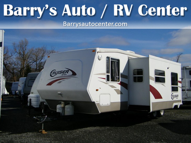2005 Crossroads Cruiser 32BHS  city NY  Barrys Auto Center  in Brockport, NY