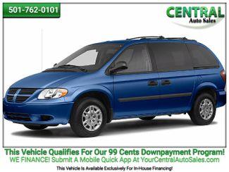 2005 Dodge Caravan SXT | Hot Springs, AR | Central Auto Sales in Hot Springs AR
