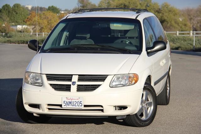 2005 Dodge Caravan SXT Santa Clarita, CA 4