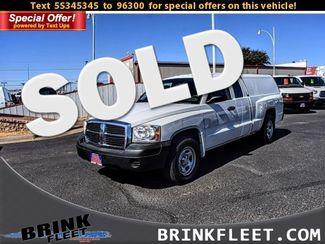 2005 Dodge Dakota ST   Lubbock, TX   Brink Fleet in Lubbock TX