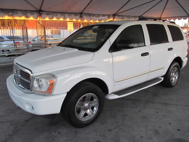 2005 Dodge Durango Limited This particular Vehicle comes with 3rd Row Seat Please call or e-mail t