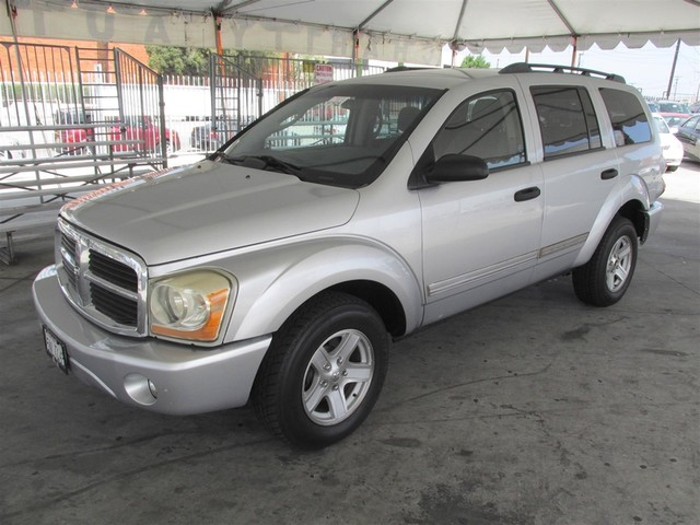 2005 Dodge Durango SLT This particular Vehicle comes with 3rd Row Seat Please call or e-mail to c