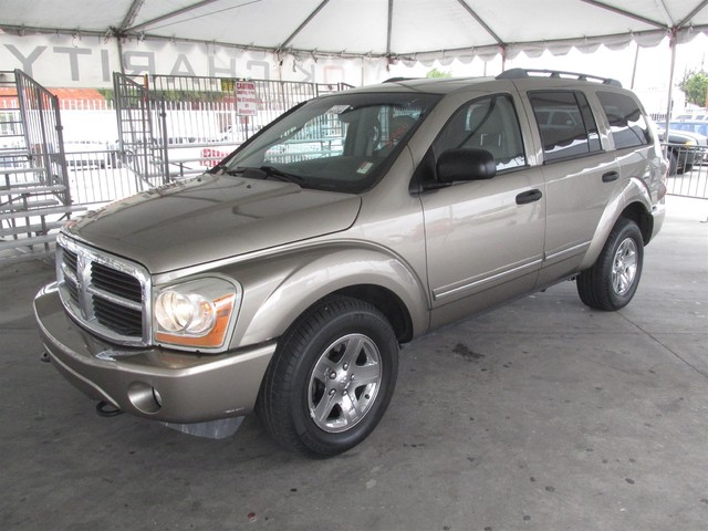 2005 Dodge Durango Limited This particular Vehicle comes with 3rd Row Seat Please call or e-mail