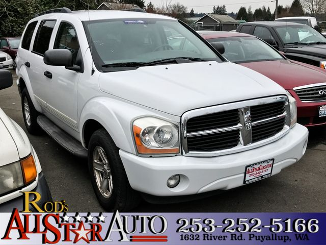 2005 Dodge Durango SLT 4WD The CARFAX Buy Back Guarantee that comes with this vehicle means that y