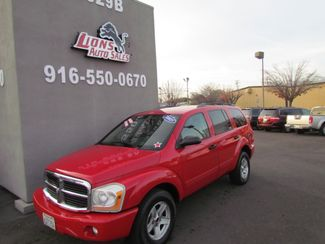 2005 Dodge Durango SLT 4 x 4  Leather Sacramento, CA
