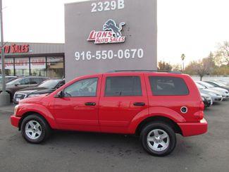 2005 Dodge Durango SLT 4 x 4  Leather Sacramento, CA 4