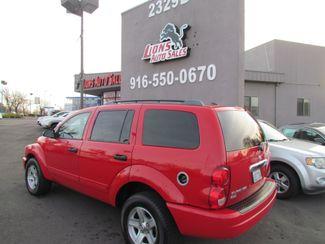 2005 Dodge Durango SLT 4 x 4  Leather Sacramento, CA 5