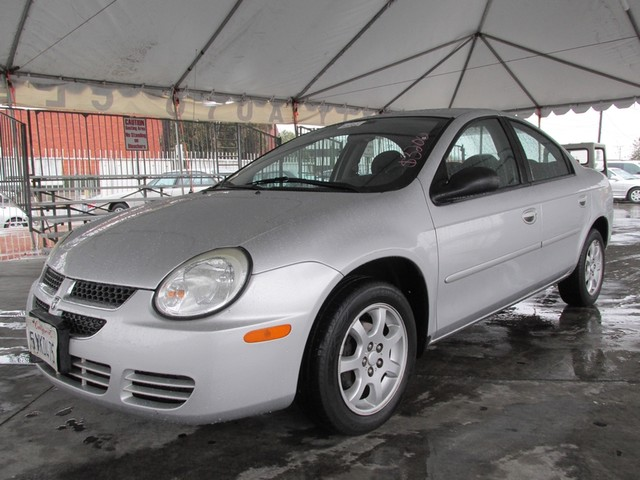 2005 Dodge Neon SXT Please call or e-mail to check availability All of our vehicles are availabl