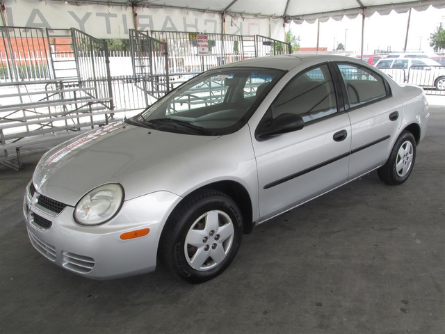2005 Dodge Neon SE Please call or e-mail to check availability All of our vehicles are availabl