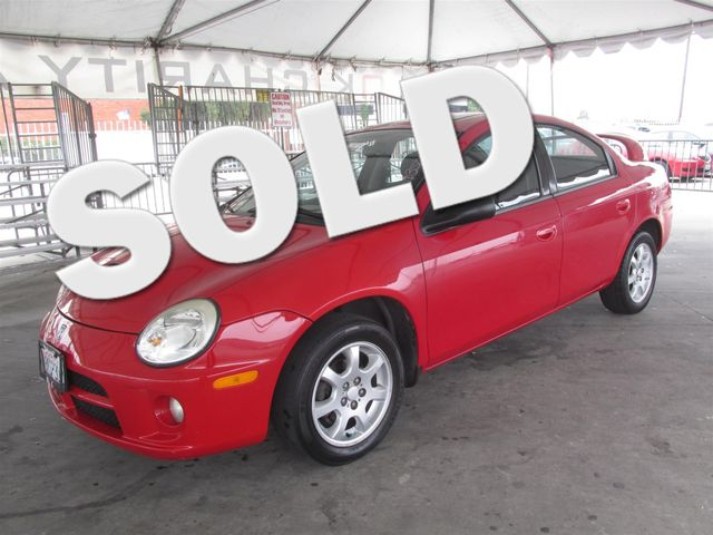 2005 Dodge Neon SXT Please call or e-mail to check availability All of our vehicles are availab