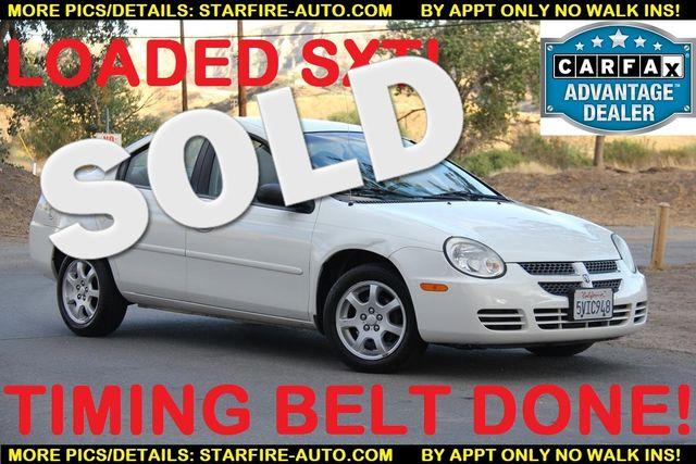 2005 Dodge Neon SXT Santa Clarita, CA 0