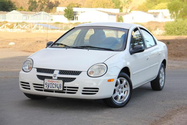 2005 Dodge Neon SXT Santa Clarita, CA 4