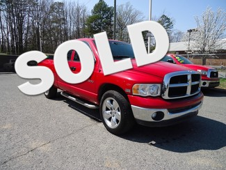 2005 Dodge Ram 1500 SLT Charlotte, North Carolina