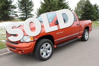 2005 Dodge Ram 1500 SLT Quad Cab Short Bed 4WD in Great Falls, MT
