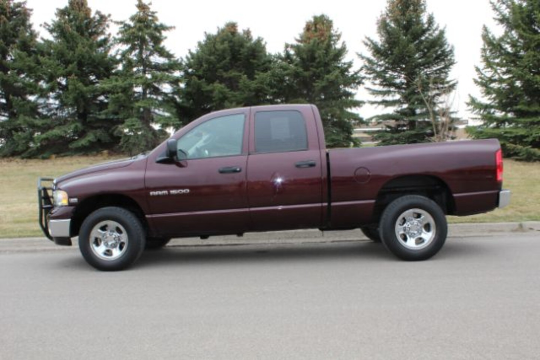 2005 Dodge Ram 1500 Slt City Mt Bleskin Motor Company