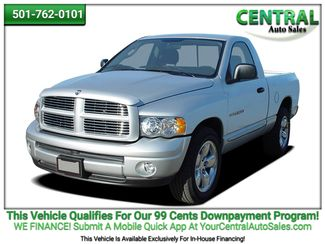 2005 Dodge Ram 1500 SLT | Hot Springs, AR | Central Auto Sales in Hot Springs AR