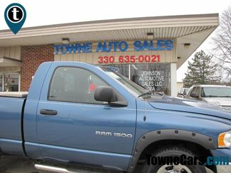 2005 Dodge Ram 1500 SLT   Medina, OH   Towne Auto Sales in Ohio OH