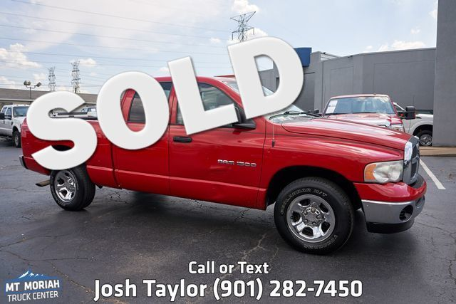2005 Dodge Ram 1500 SLT | Memphis, TN | Mt Moriah Truck Center in Memphis TN
