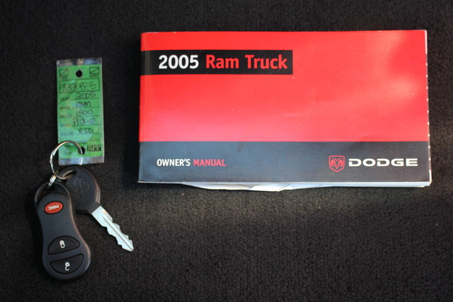 2005 Dodge Ram 1500 SLT Reg Cab RWD - ONE OWNER! Mooresville , NC 16