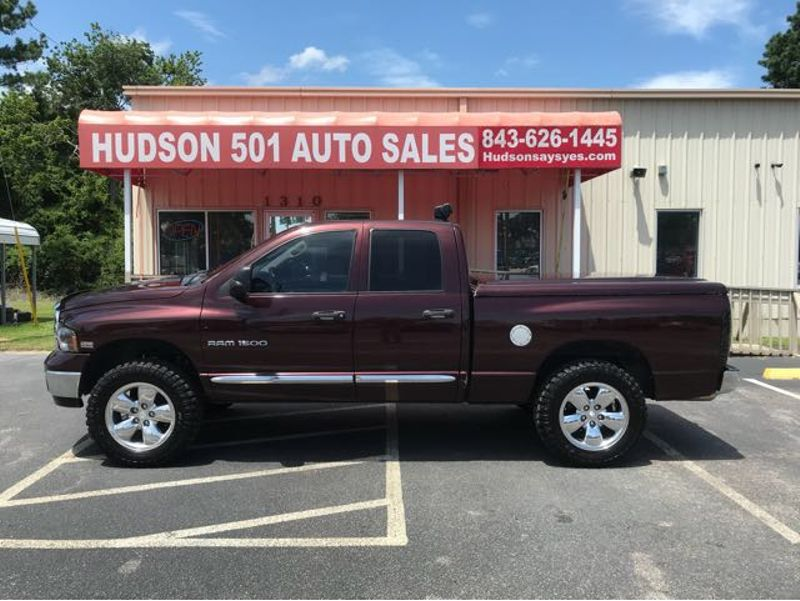 2005 Dodge Ram 1500 SLT | Myrtle Beach, South Carolina | Hudson Auto Sales in Myrtle Beach South Carolina