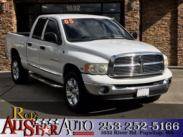 2005 Dodge Ram 1500 4WD The CARFAX Buy Back Guarantee that comes with this vehicle means that you