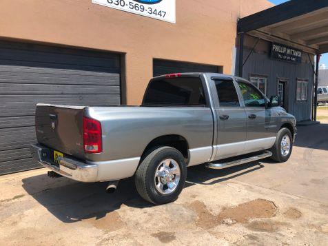 2005 Dodge Ram 2500 SLT   Pleasanton, TX   Pleasanton Truck Company in Pleasanton, TX