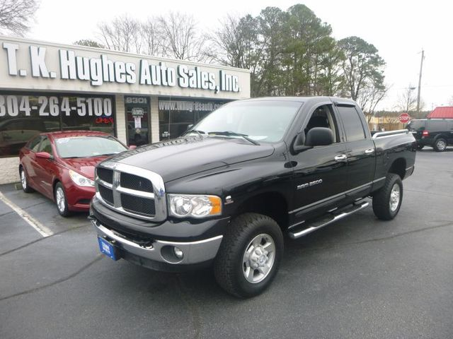 2005 Dodge Ram 2500 SLT Richmond, Virginia 16