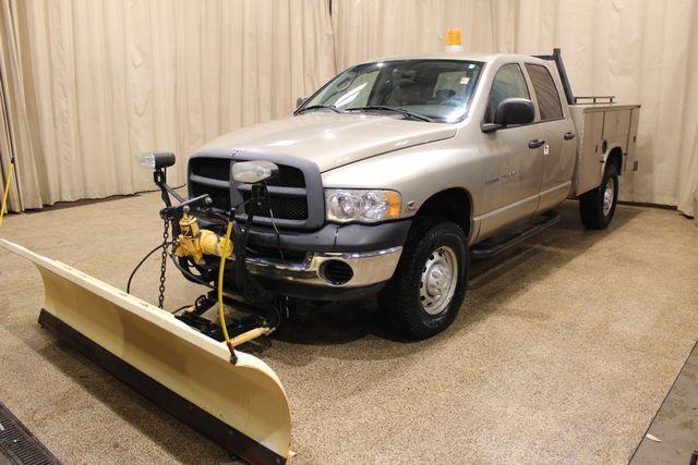 2005 Dodge Ram 2500 Utlity with a plow Roscoe, Illinois 2