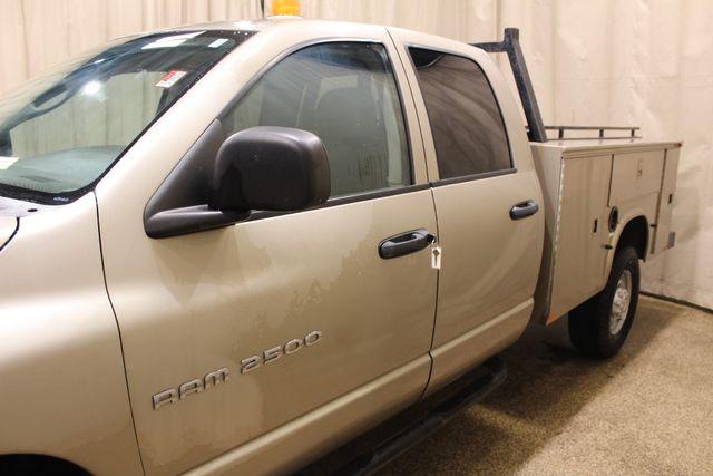 2005 Dodge Ram 2500 Utlity with a plow Roscoe, Illinois 5