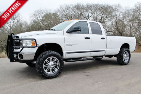2005 Dodge Ram 3500 SLT - 4X4 - 6 SPEED in Liberty Hill , TX