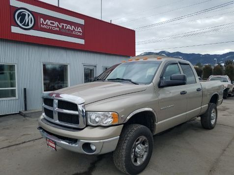 2005 Dodge Ram 3500 SLT in