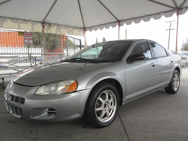 2005 Dodge Stratus Sdn SXT This particular vehicle has a SALVAGE title Please call or email to che