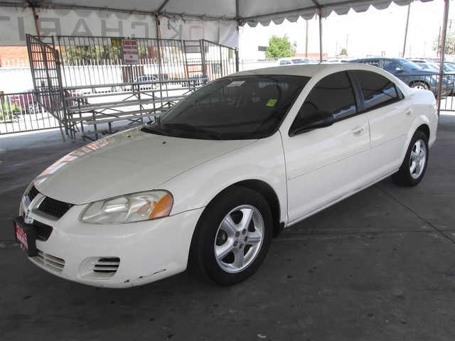 2005 Dodge Stratus Sdn SXT Please call or e-mail to check availability All of our vehicles are
