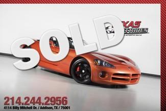2005 Dodge Viper SRT10 Copperhead Edition Addison, Texas
