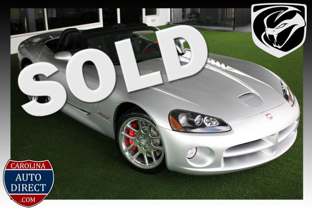 2005 Dodge Viper SRT10 Mamba Edition #5/200 - NEW TIRES! Mooresville , NC 0