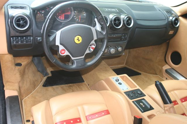 2005 Ferrari F430 Berlinetta Houston, Texas 11