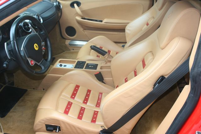 2005 Ferrari F430 Berlinetta Houston, Texas 12