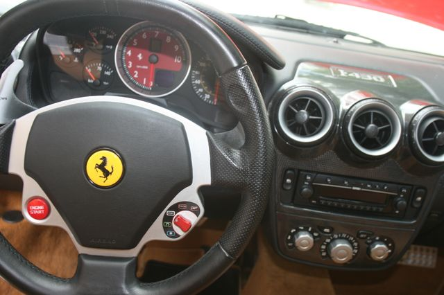 2005 Ferrari F430 Berlinetta Houston, Texas 15