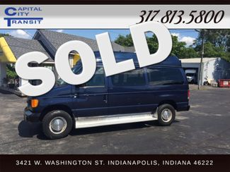 2005 Ford E350 Xl Econoline Wheelchair Accessible Van Indianapolis, IN
